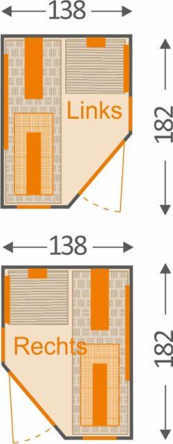 Abmessungen 138NV
